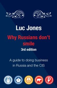 Why Russians don't smile